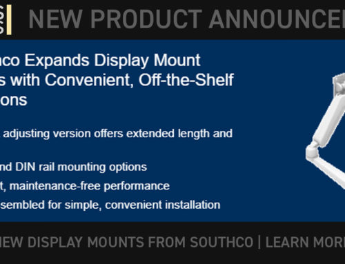 SOUTHCO: New Display Mount Series with Convenient, Off-the-Shelf Solutions