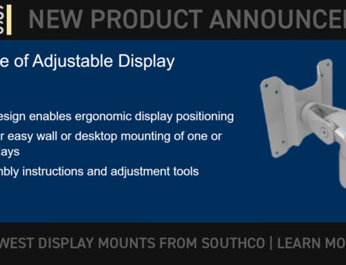 SOUTHCO: A Broad Line of Display Mounts