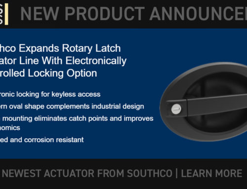 SOUTHCO: R4 – Rotary Latch Systems